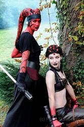 Sith Ladies. by Tammiejjj
