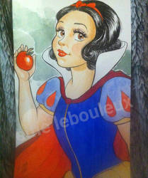 snow white by bulma24