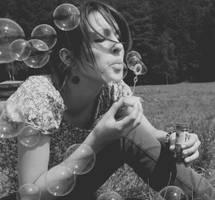 bubbles by therainb0w