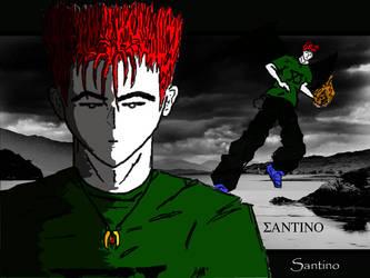 Santino by Magbabalot22