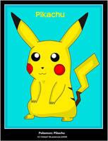 Pokemon: Pikachu by Sweet-Blessings