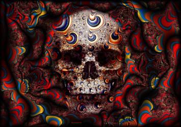 Spectral fractal by ivankorsario