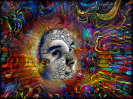 The Dark Side of the Fractal by ivankorsario
