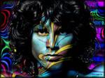 The spirit of Jim Morrison by ivankorsario