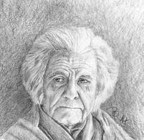 old Bilbo Baggins by LoonaLucy