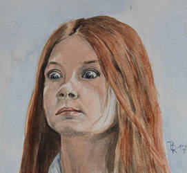 Ginny Weasley (Oh no! This is Harry) by LoonaLucy