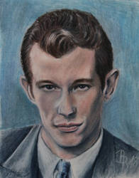 Theseus Scamander by LoonaLucy