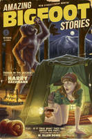 Amazing Bigfoot Stories by AlixBranwyn