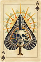 Ace of Spades by AlixBranwyn
