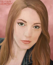 I TRIED realism.. I wanna improve :D by SafirasArt