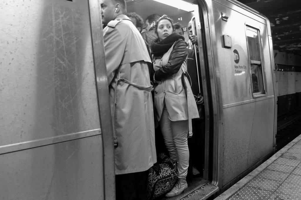 42nd Street MTA station, New York, NY by ride0583