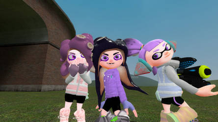 Octo Valley Clothes Retextured Pack by Pinkolol16