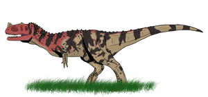 Ceratosaurus n. concept by BrooksLeibee