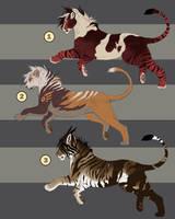Big Cat Design Sales 3 CLOSED by NadiavanderDonk