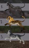 Big Cat Design Sales 7 - CLOSED by NadiavanderDonk