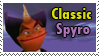 Classic Spyro Club Stamp 6 by OldSpyroClub