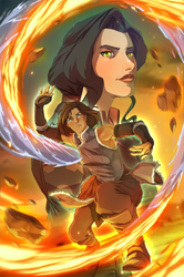 Korrasami by GorillaSketch