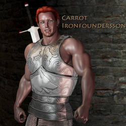 Carrot Ironfoundersson by bucksco18966