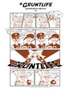 #Gruntlife by Abe88
