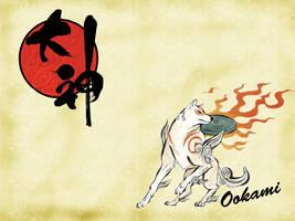Ookami by Mightyninj4