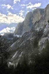Half Dome by WNG3000