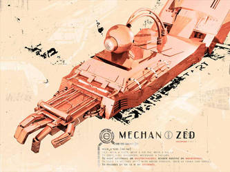 Mechanized by cranial-bore