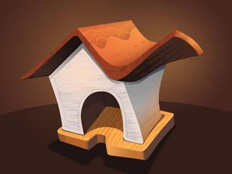 Birdhouse by cranial-bore