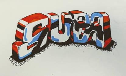 Supa Graff Type by cranial-bore