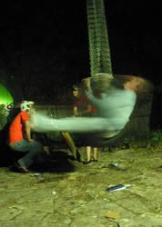 tire swing by incubeth