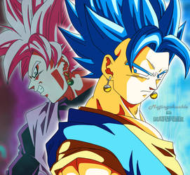 Vegetto in the Future by Majingokuable