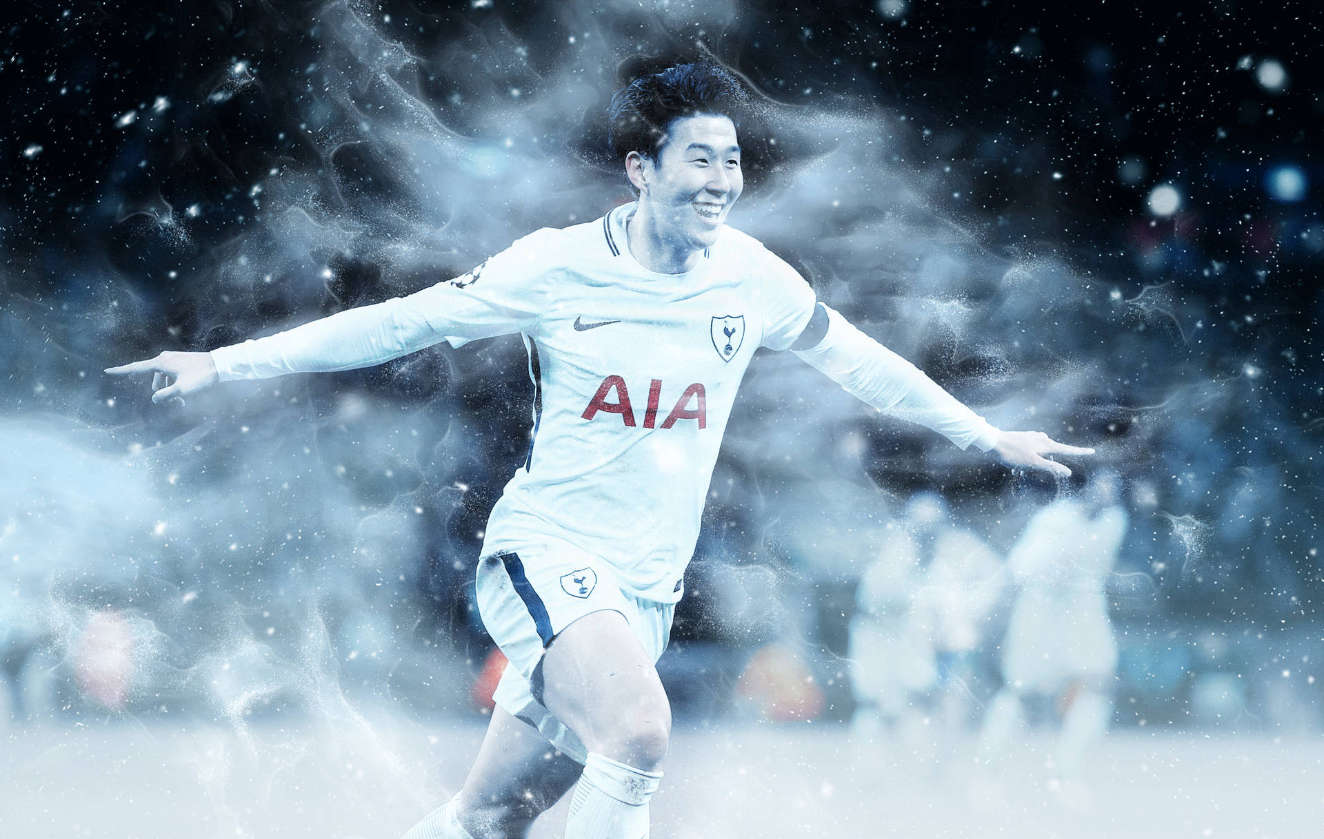 Son Heung-min by azul-dream