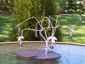 Silver Tree by Dragonsmithy
