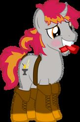 Valentine Stallion by Forgotten-remnant