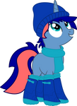 Winter Ryo by Forgotten-remnant