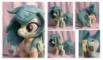 Wallflower Pony by Legadema
