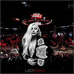 Royal Rumble Winner LADY GAGA by WWEMoments