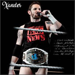 WADE BARRETT BLEND by WWEMoments