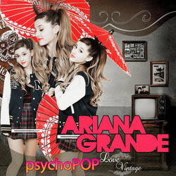 ARIANA GRANDE VINTAGE BY RICCUBERO by WWEMoments