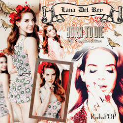 Lana del rey Blend by RICCUBERO by WWEMoments