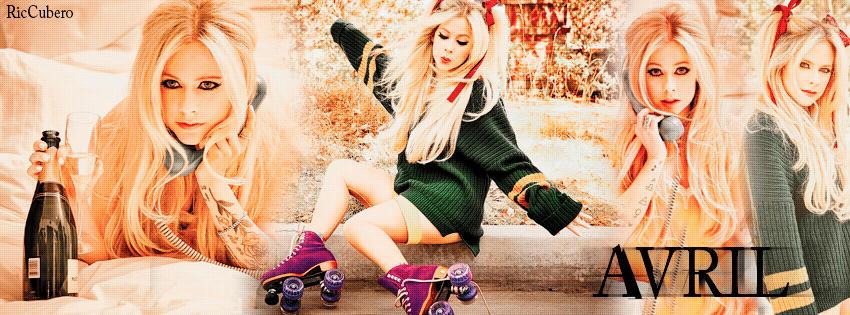 Portada Facebook Avril Lavigne by WWEMoments