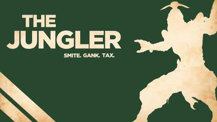Jungler Wallpaper by Welterz