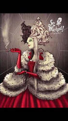 Cruella De Vil by Jolliefly531
