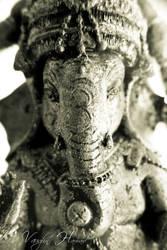 Ganesh by kaholokekoa