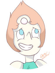 Pearl Bust by JaniMark