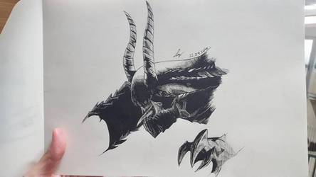 Gore Magala by Jiaksai