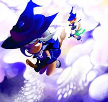 Magical Girl Squad Alice by Tuyoki