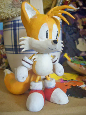 Classic Miles Tails Prower by Aoi-Bonyari