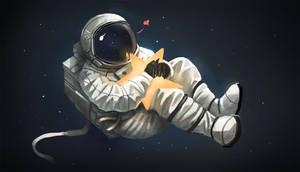 I like space by GremlinCat