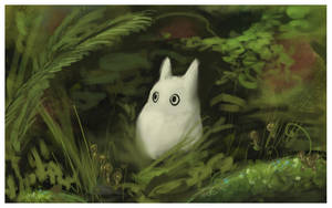 totoro by Call0ps