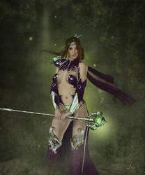 Esmeralda by louly